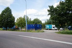 I våras återvanns över 100 ton avfall under Fågelmyras återvinningsturné.