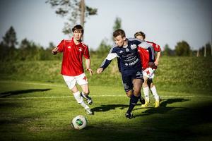 IFK Östersund 2 slog Ås med klara 5–0.