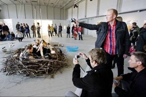 The Icelandic Love Corporation iscensatte performancen