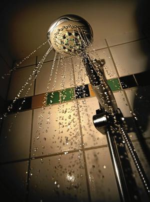 dusch med massage