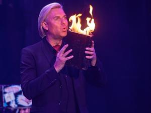 """Magikern Joe Labero gästar Bombardier Arena med sin show """"A Magic World"""" på söndag. Han har utlovat att det blir hans mest personliga show hittills."""