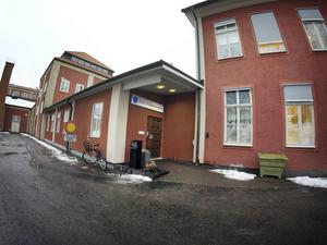 Falu vårdcentral. Fotograf: Staffan Björklund