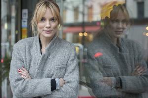 Moa Gammel blir manusförfattare och gör långfilm med Karolina Ramqvist. ARKIVBILD.