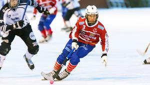 Mattias Eriksson spelar SM-final med VSK.