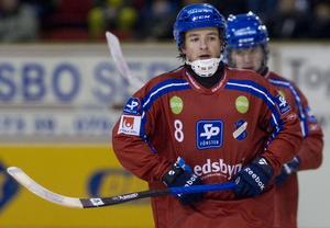Hans Andersson räknar med att spela för Edsbyn nästa säsong.