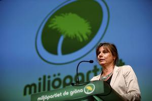 Tänk så mycket mer av Isabella Lövins tal vid Miljöpartiets kongress vi hade hört om  det inte vore för den skrynkliga kavajen och det fula halsbandet!