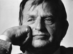 Olof Palme, 1927-1986.