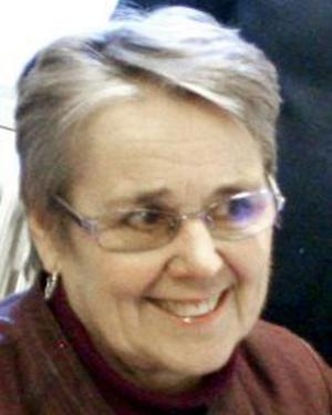 Ann Lindvall.