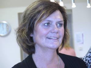 Hannah-Karin Linck, regionråd, Centerpartiet.