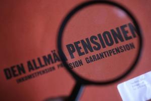 Handlar inte bara om pensioner.