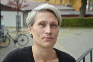 Karin Adolfsson, Kultur- och föreningssekretare i Lekebergs kommun.