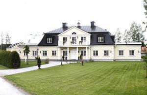 Gävles dyraste villaaffär förra året var försäljningen av den här villan på Jonstorpsvägen. Köpeskillingen var 6,85 miljoner.