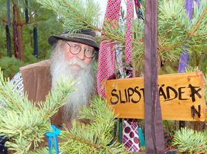 Slipsträdsodlaren Sören.