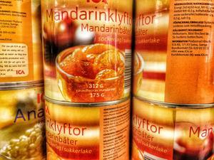 Mandariner.