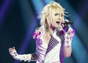 Yohio, 2013 års stora genombrott i Melodifestivalen får en ny chans nästa år.