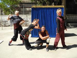 Emilie Malmqvists inriktning inom dansen är Streetdance.