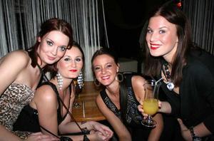 Tabazco. Emelie, Mathilda, Janice och Johanna