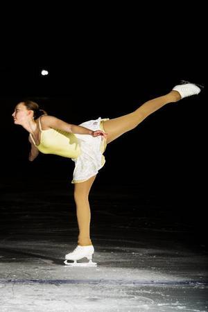 Jennifer Drewert, 16 år, BrunfloDet är en rolig och varierande form av träning.