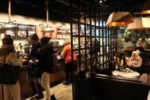 Förra året öppnade Espresso House i Falun och det var en av 26 nyöppningar i fjol.