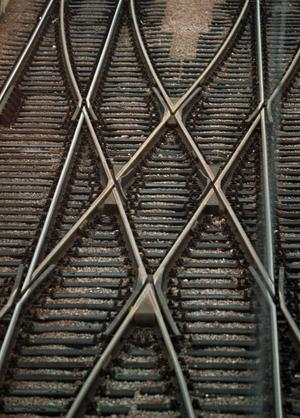Fler behövs. Spårutbyggnaden släpar efter hindrar en pålitlig tågtrafik med fler turer.foto: VLT:s arkiv