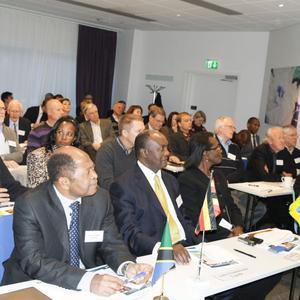 Bland gästerna vid seminariet i Gävle fanns ambassadörerna Mohammed Mzale, Tanzania, Joseph Tomusange, Uganda och Venetia Sabudandi, Rwanda.
