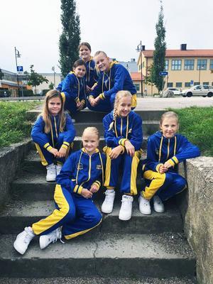 Dansgruppen Touchdown laddar för hip hop-VM och en insats i Barnkanalen.