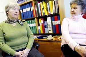 """Marianne Friberg drabbades av """"brustet hjärta"""" som är vanligt bland kvinnor. Berit Bengtsson fick hjärtinfarkt  så sent som 2008."""