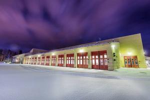 Falu brandstation,  Arkivbild