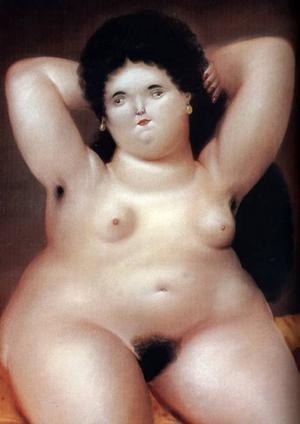 Boteros Kvinna.