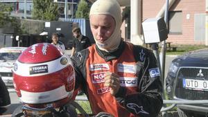 Andreas Ahlberg, Micke Kågered racing, ligger fyra i TCR-mästerskapet.