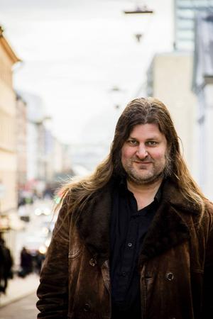Orvar Säfström är i London på Fars dag.