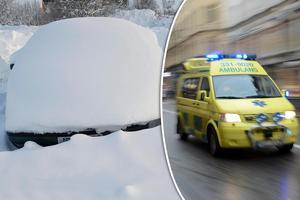 Vårdpersonal på Ljustagården vädjar om bättre snöröjning för att exempelvis ambulansen ska komma fram.