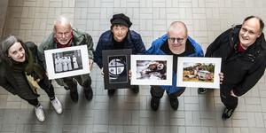 Elin Tjernqvist, Mona Mona Wiklund, Urban Rundblom, Björn Wiklund och Patrik Nilsson är pristagare i fotoklubbens vårtävling.