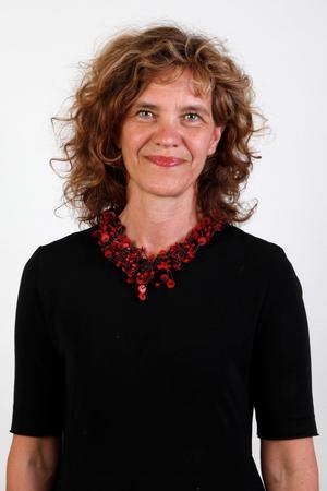 Maria Krafft. Bild: Pressbild/Trafikverket