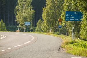 Även väg 66 från Otikorset till länsgränsen till Dalarna berörs av den föreslagna hastighetssänkningen.