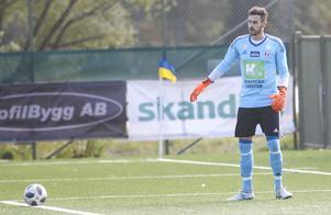 Den 14 september tidigare i år gjorde Niclas Larsson comeback efter sin långvarig skada.