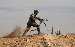 I mars är det åtta år sedan som den arabiska våren kom till Syrien – och inbördeskriget startade. Foto: Jaber al-Helo/AP Photo