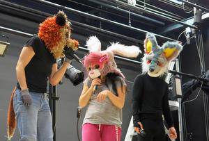 Furrykonsertrepetition i