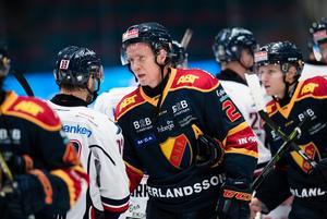 Andreas Engqvist hoppas vara tillbaka till slutspelets start. Bild: Andreas Sandström/Bildbyrån