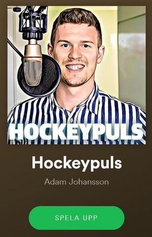 Nya hockeypodden Hockeypuls kommer att finnas tillgänglig på dalademokraten.se samt i poddappar som Spotify, Acast och Itunes. Första avsnittet släpps nu på måndag 3 juni.