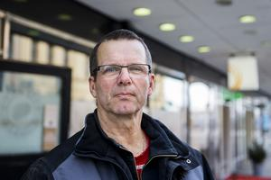 Mikael Pettersson, 58 år, chaufför, Njurunda.