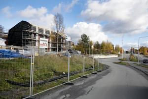 Det går undan när nya trygghetsboendet i Järpen byggs. När det är klart blir det ett viktigt tillskott på bostadsmarknaden i Åre kommun.