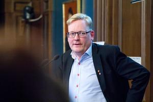 Mattias Benke (S) har varit ordförande för överförmyndarnämnden den gångna mandatperioden.