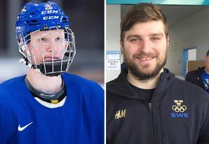Förra landslagsturneringen var Mikael Wikstrand yngst i landslaget. Under OS tar Rasmus Dahlin över det epitet. Bild: Petter Arvidsson/Bildbyrån.