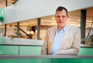 Andreas Klingström är planchef i Södertälje kommun.