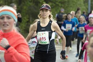Fjolårsvinnaren Jenny Rutström blev fyra.