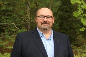Anders Olsson (C), ordförande i tekniska nämnden.