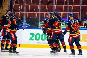 0–1. Foto: Daniel Eriksson/Bildbyrån