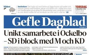 Är man digital och önskar sig en överblick av tidningsmodell har vi E-tidningen, som erbjuder just detta, skriver GD:s chefredaktör.