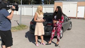 På måndag kommer avsnittet där Marwa Karim medverkar i Trolljägarna att sändas. Bild: Privat.